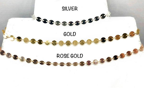 FAIRE - Coin Choker Necklace
