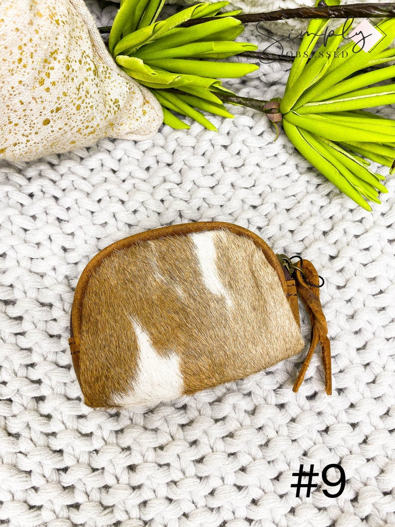 American Darling - Genuine leather coin purse
