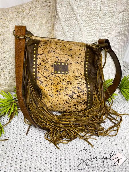 Keep it Gypsy - Hazel Fringe Crossbody Bag