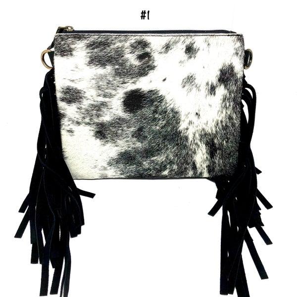 American Darling - Small handbag with fringe