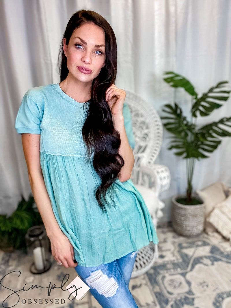 Mittoshop - Baby doll tunic top