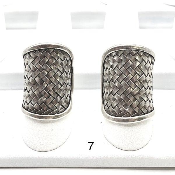 Bohemian Versatile Heavy Braided Wrap Ring
