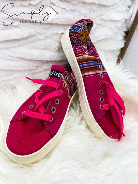 Sinchi Unisex Low Top Textile Shoes