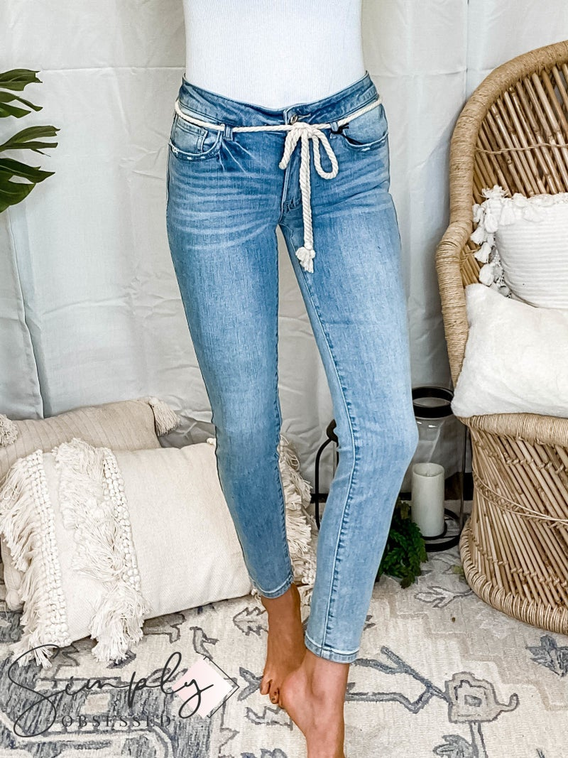 Special A SLC Pre-Sale -  Mid Rise Ankle skinny