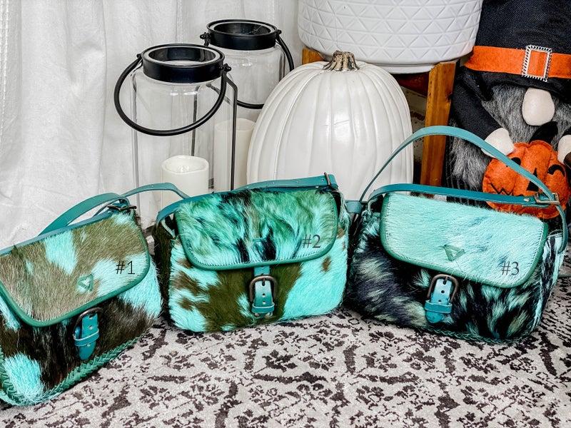 American Darling - Adjustable cross body strap small bag
