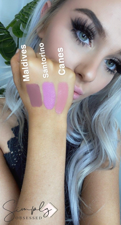 Moire - Scandalous Matte Lips