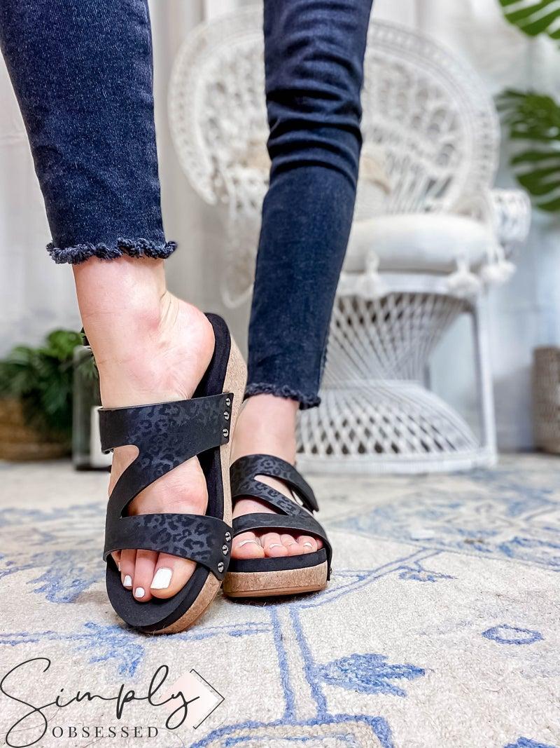 Corkys - Wedged Sandal