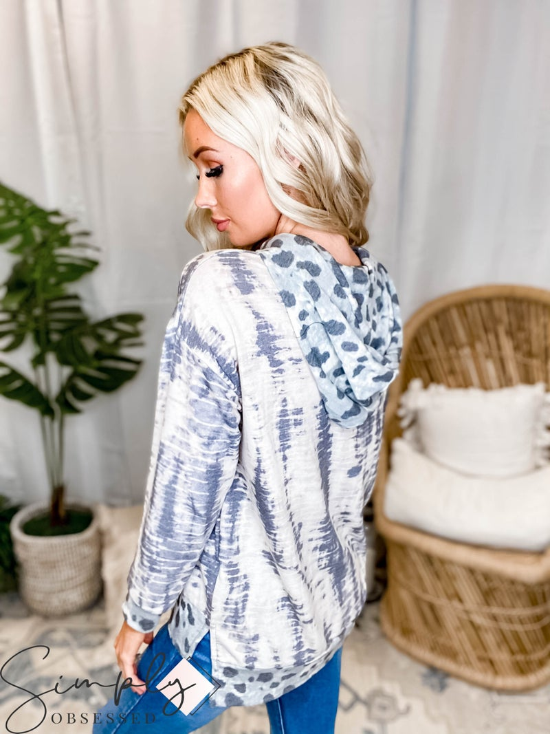 White Birch LA First Dibs - Long Sleeve Top