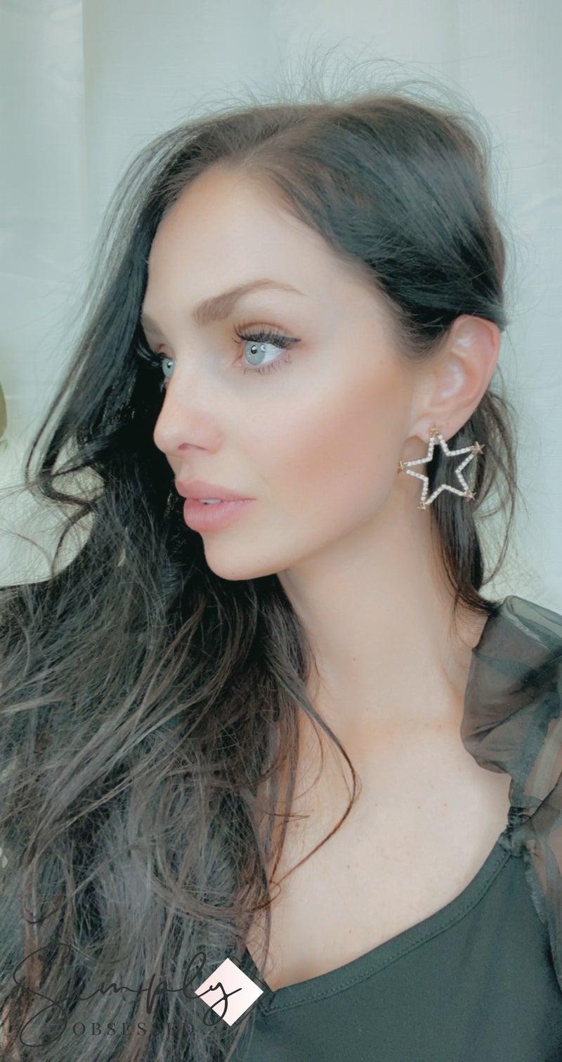 TJ Twinkle little star earrings