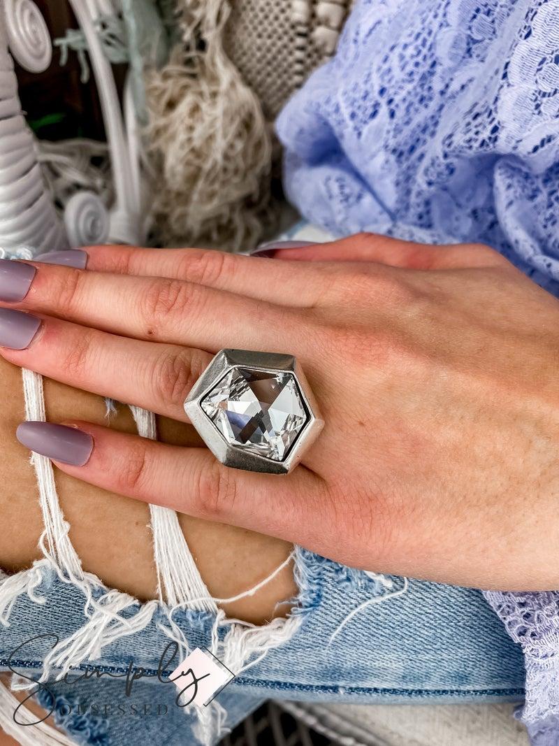 Vidda - Silver Apolo Jewel Ring