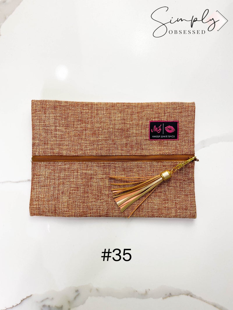 Makeup Junkie - Turn key bags (Medium)