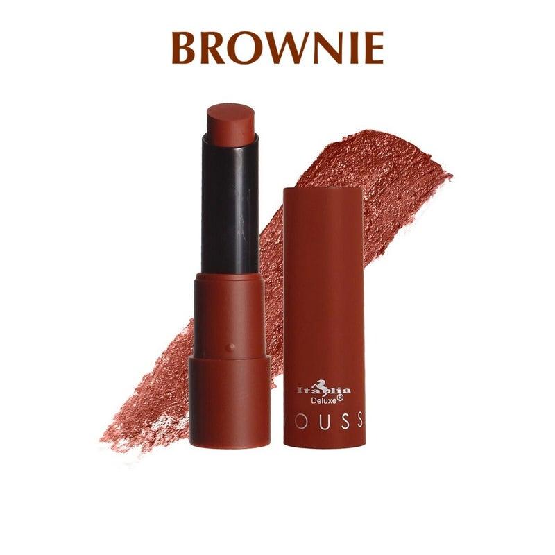 Italia Deluxe Makeup - Mousse Matte Lipstick