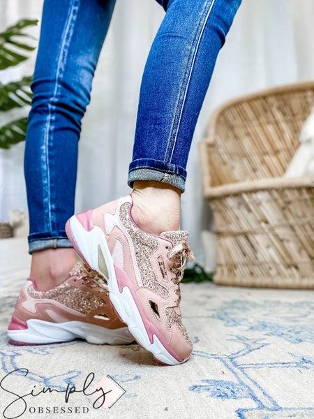 Enrico Coveri - Sparkle Sportswear Sneaker