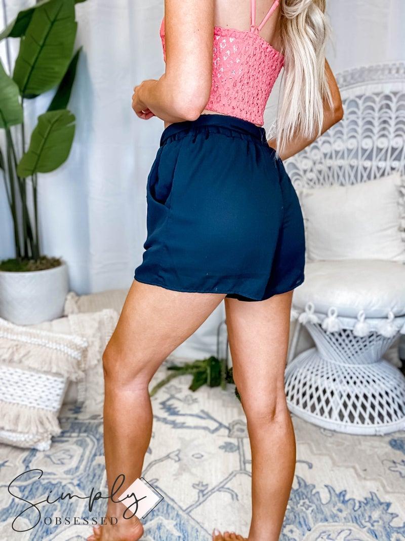 Caramela - Solid Shorts