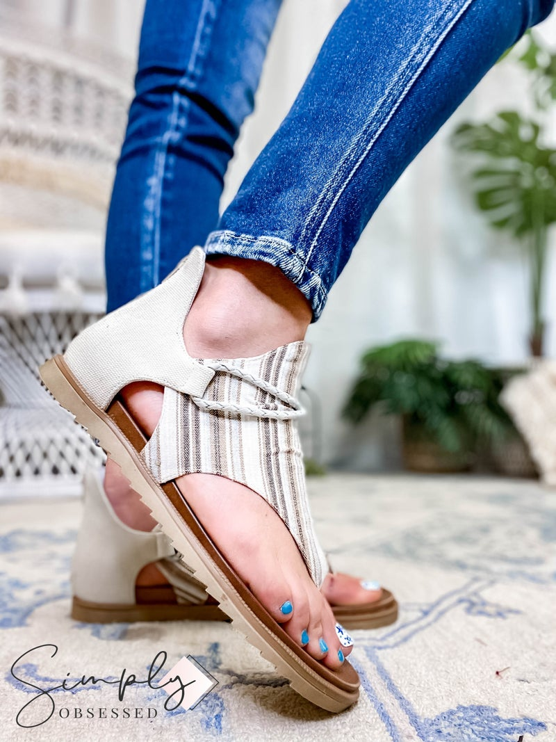 Very G - Casual Ankle Sandal