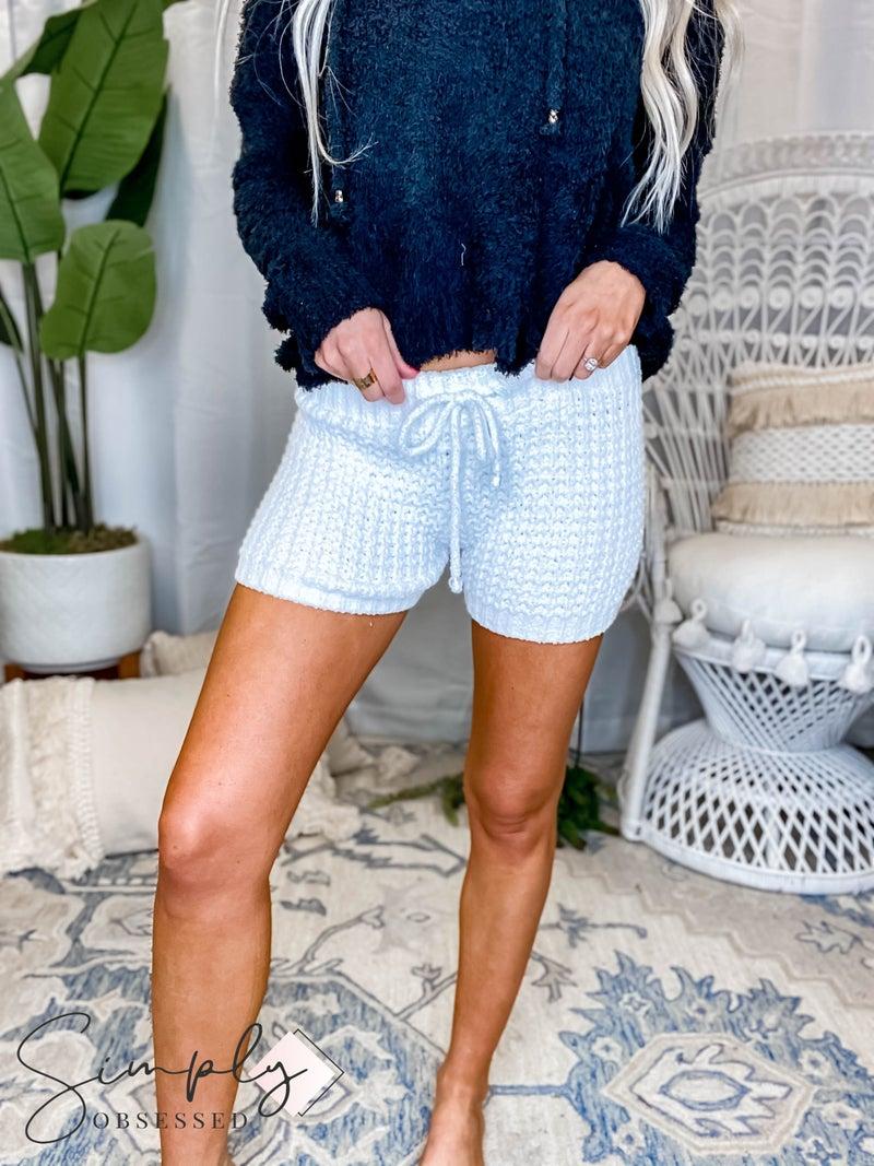 POL - Fleece Knit Lounge Shorts