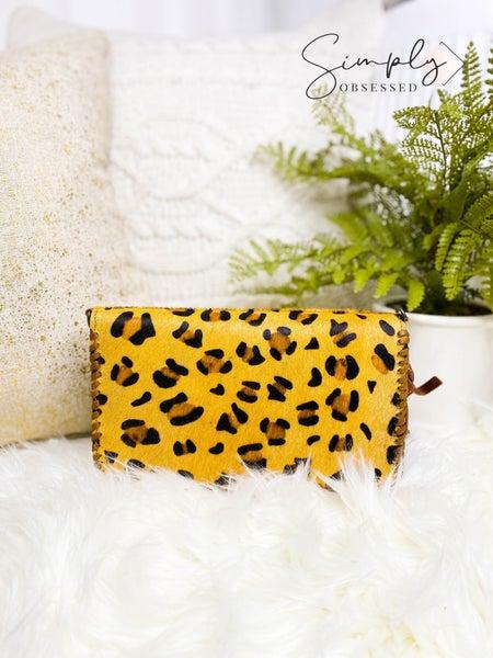 American Darling - Cheetah print wallet