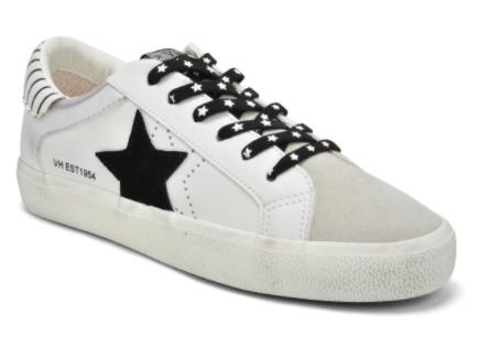 Vintage Havana - Sneaker with star graphic