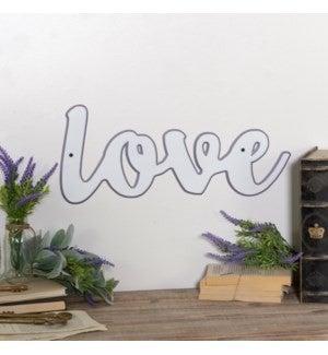 VIP ATL - DOORBUSTER Gloss Finish Printed LOVE Sign