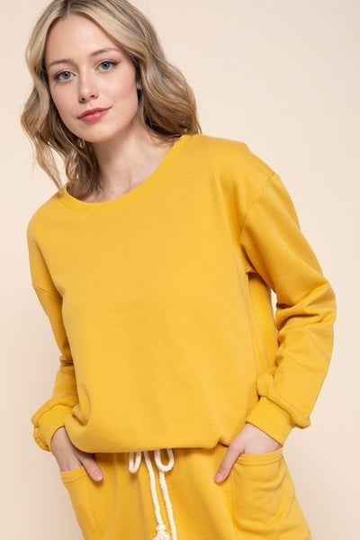 Mittoshop - French terry pullover