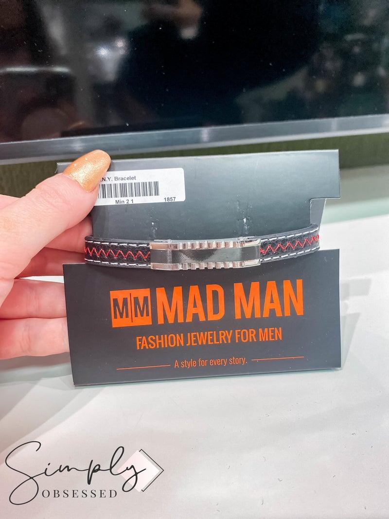 Atlanta Mad Man First Dibs Sale - WVNY Bracelet