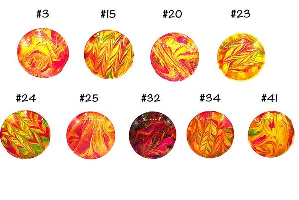 M&S- Funky Tie-Dye Phone Stones