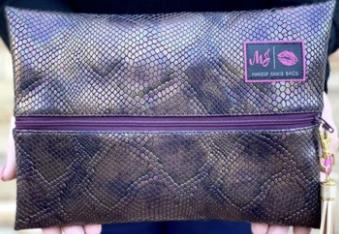 Makeup Junkie- Aurora bag
