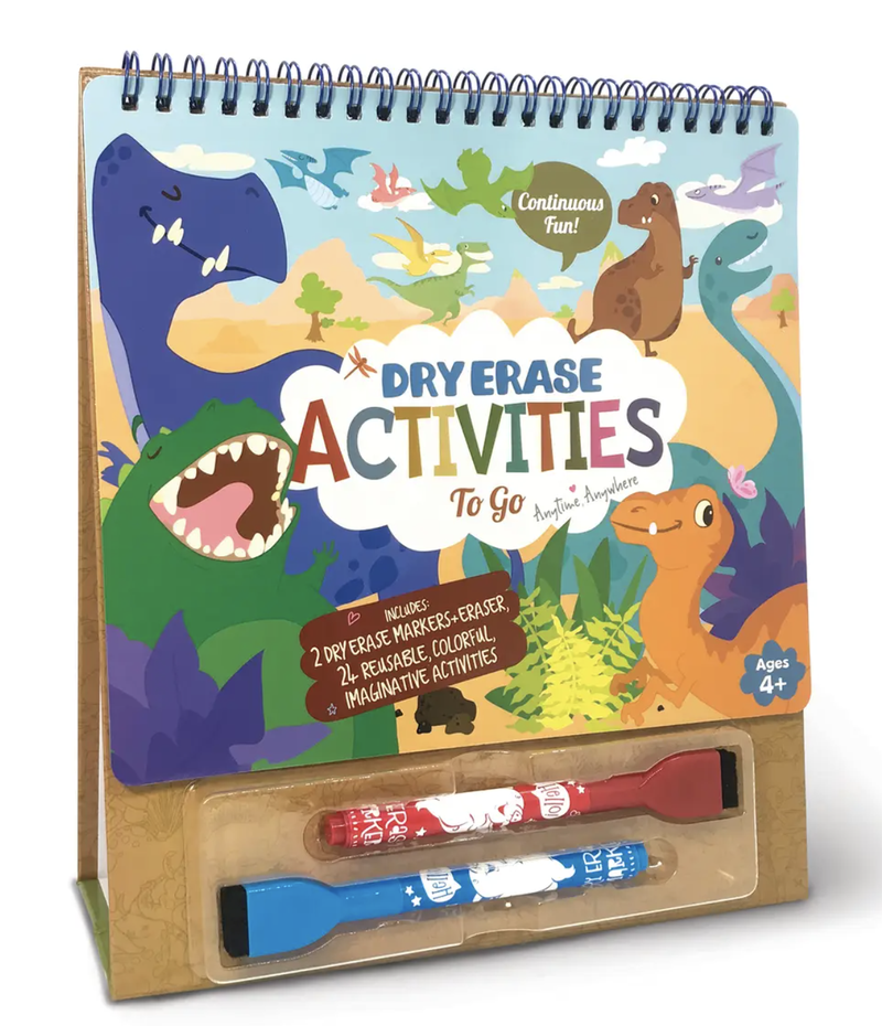 The Piggy Story - Dry Erase Activities To Go