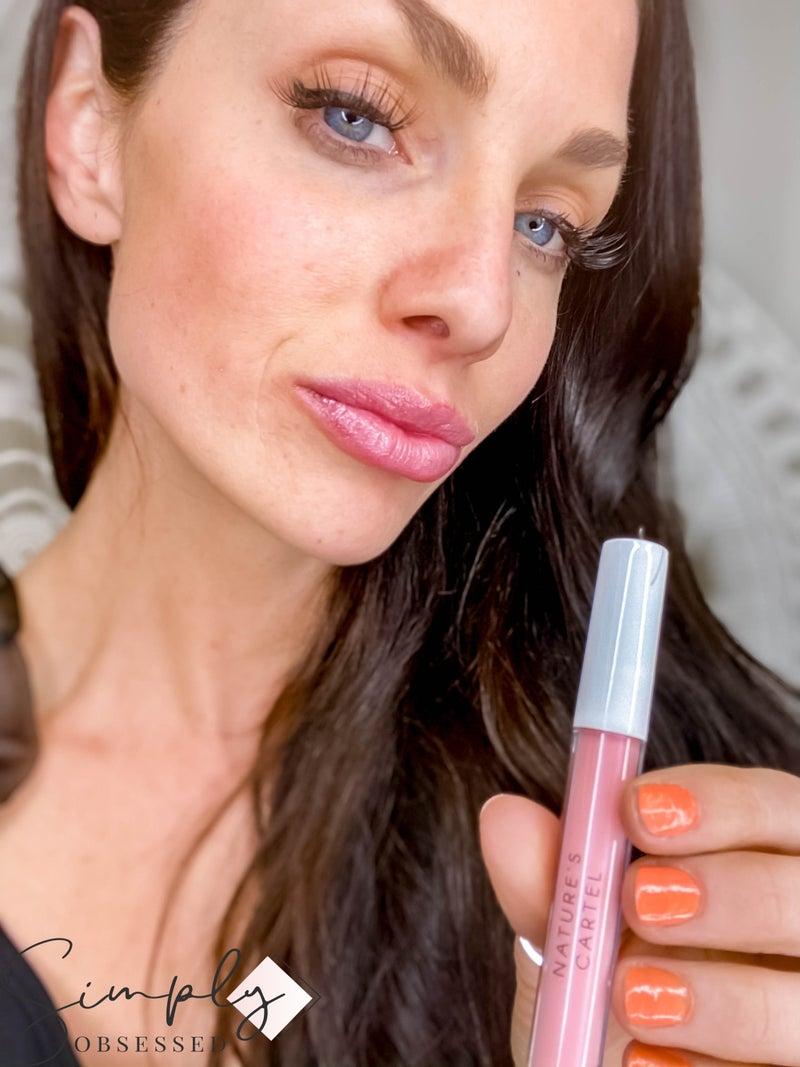 Natures Cartel - Liquid Lip Gloss