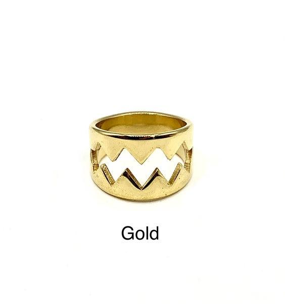 HippieChic - custom designed ring