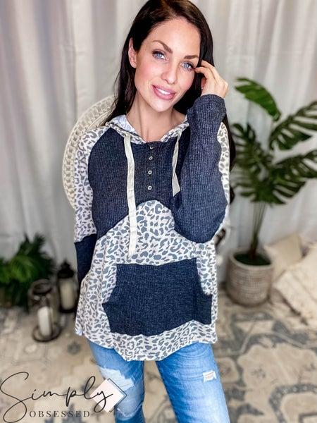 Orlando POL Pre-Sale - Long Sleeve twist knit top