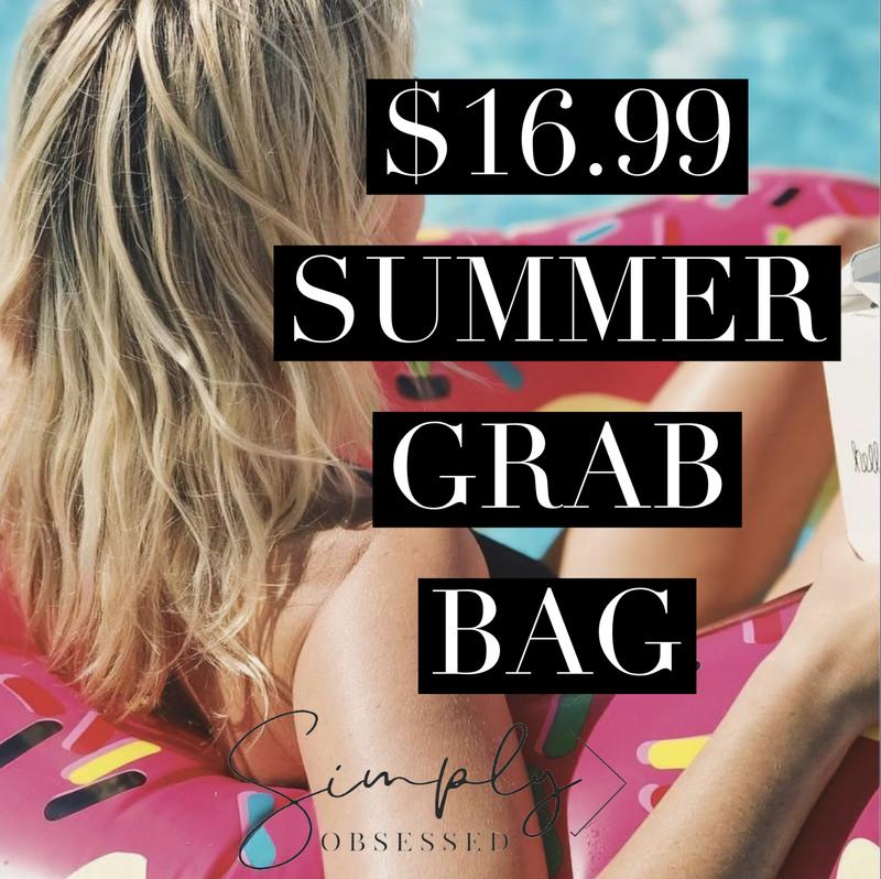 Mystery Summer Grab Bag