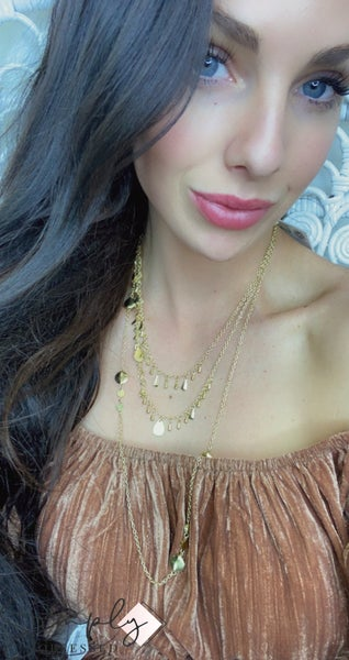 WORLD FINDS - Ethereal Layered Necklace