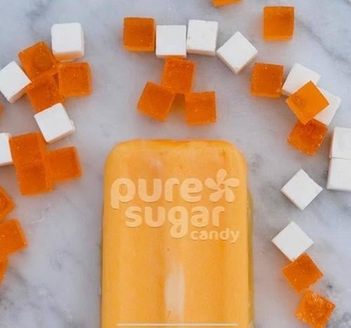 Pure Sugar Candy - Candy Cubes ONLY 2.5 Calories per cube!