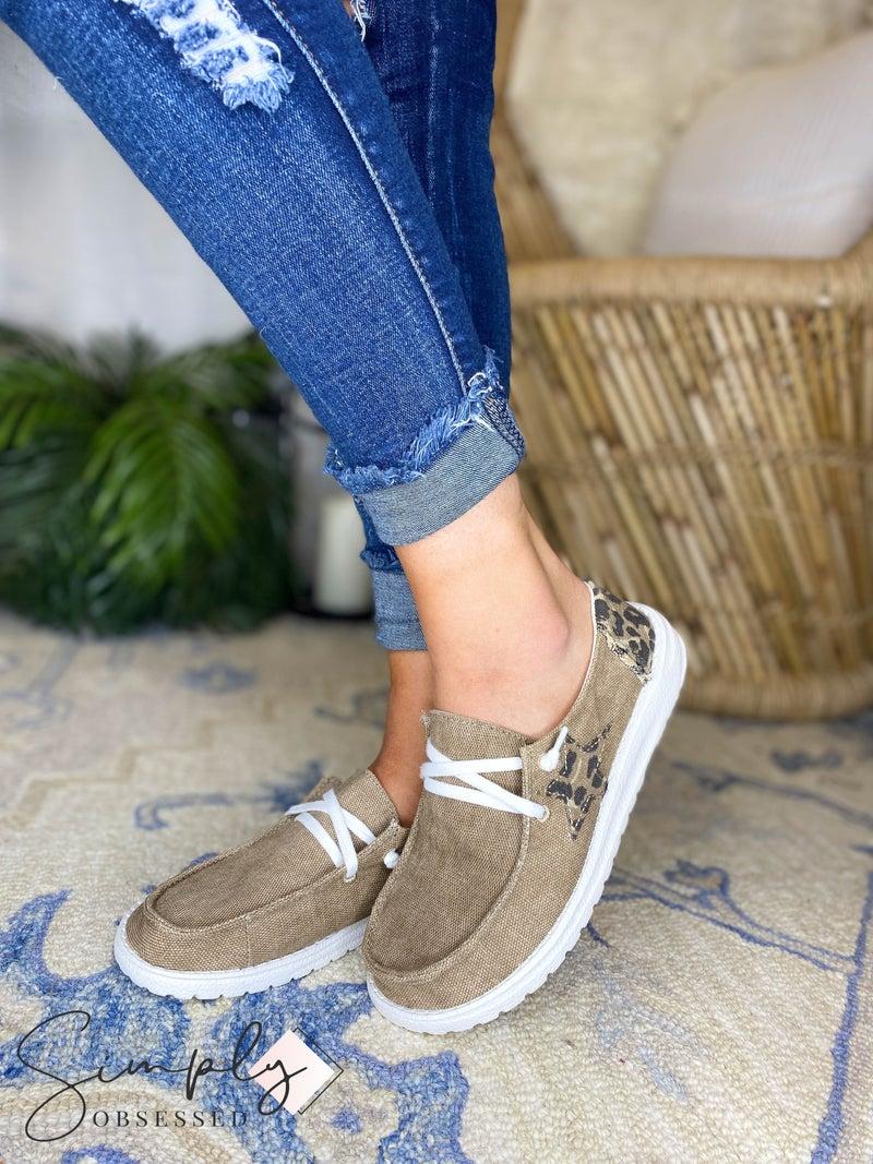 Gypsy Jazz - Tie Up Sneakers