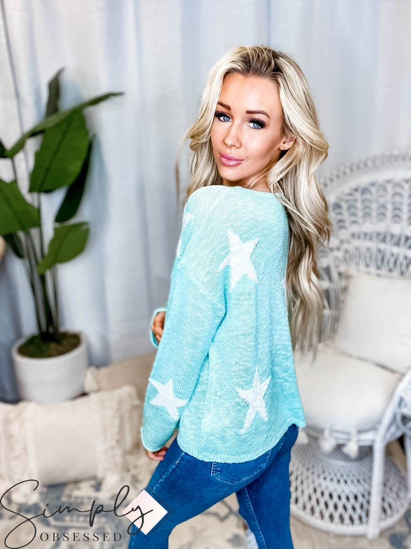 Hem & Thread - Star Sweater