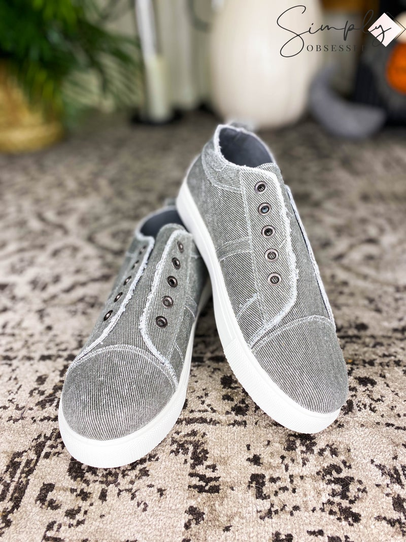 Outwoods - Slip on low top sneakers