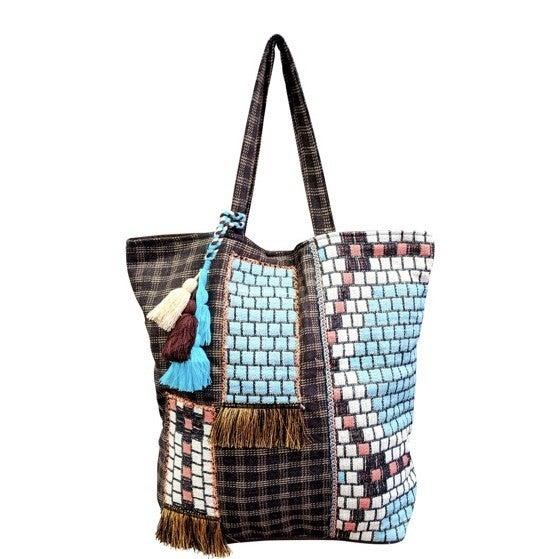 Chloe & Lex - Savannah Tote Bag