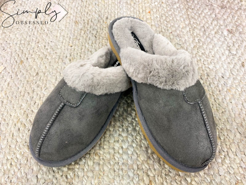 Forever - Cozy Fur Slippers