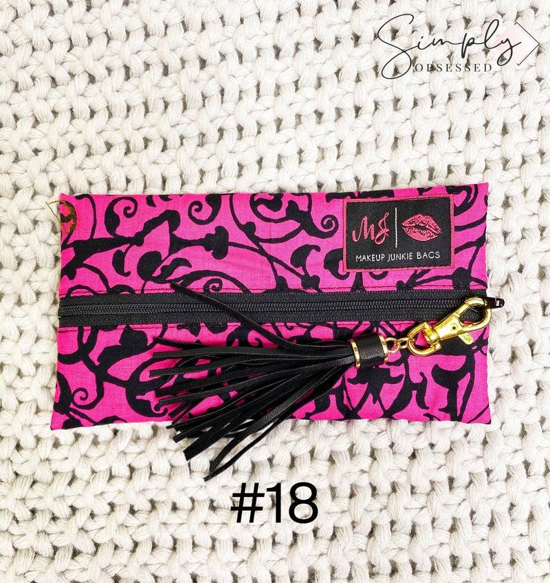 Makeup Junkie - Turn key bags (Mini)