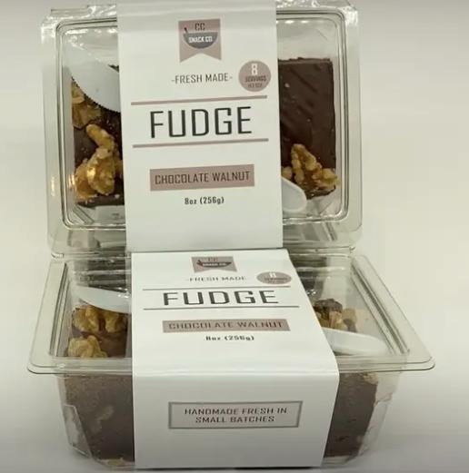 CC Snack Co - Fresh Made Fudge