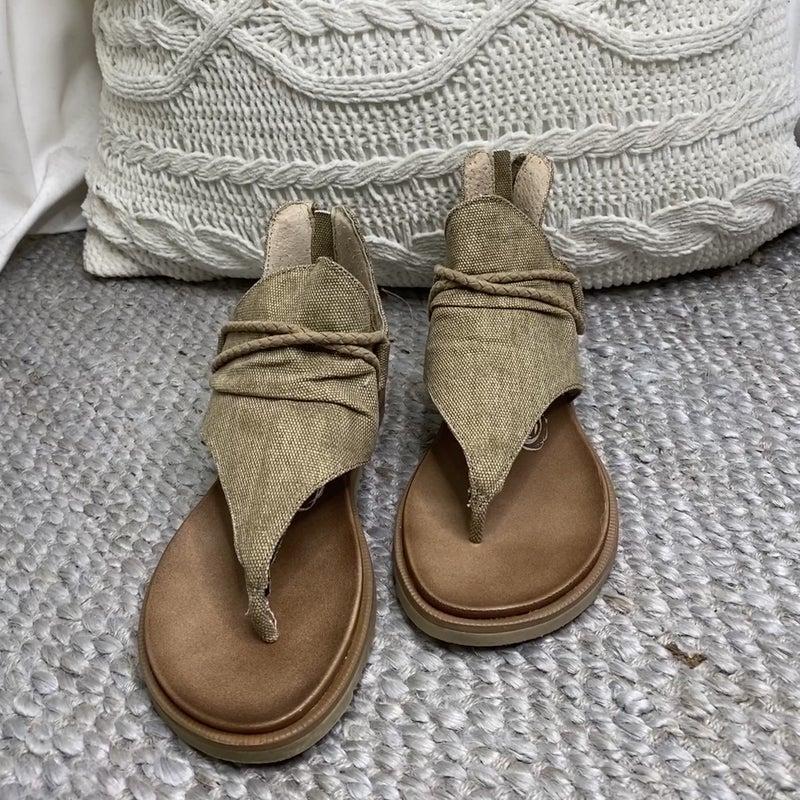 FAMOUS gladiator sandals