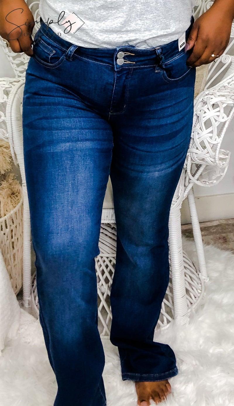 Judy Blue - Slim Boot cut fit jeans