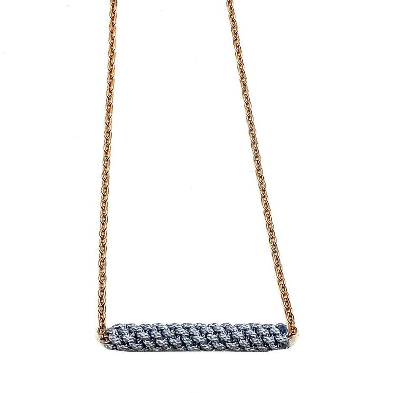 Freeleaf - Bar of Courage Necklace
