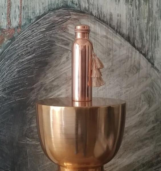 Tamra - Copper water bottle