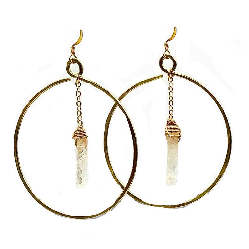 FAIRE - Wheel of Life Earrings