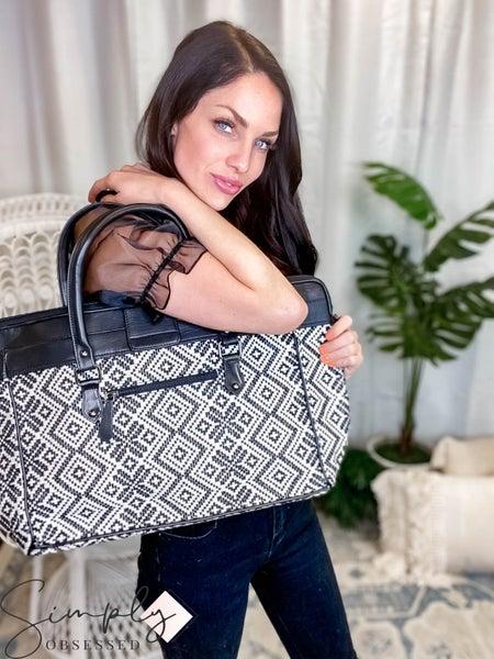 Le Papillon - Alex Travel Bag