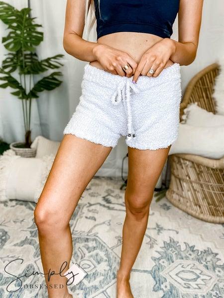 POL - Drawstring Knit Shorts