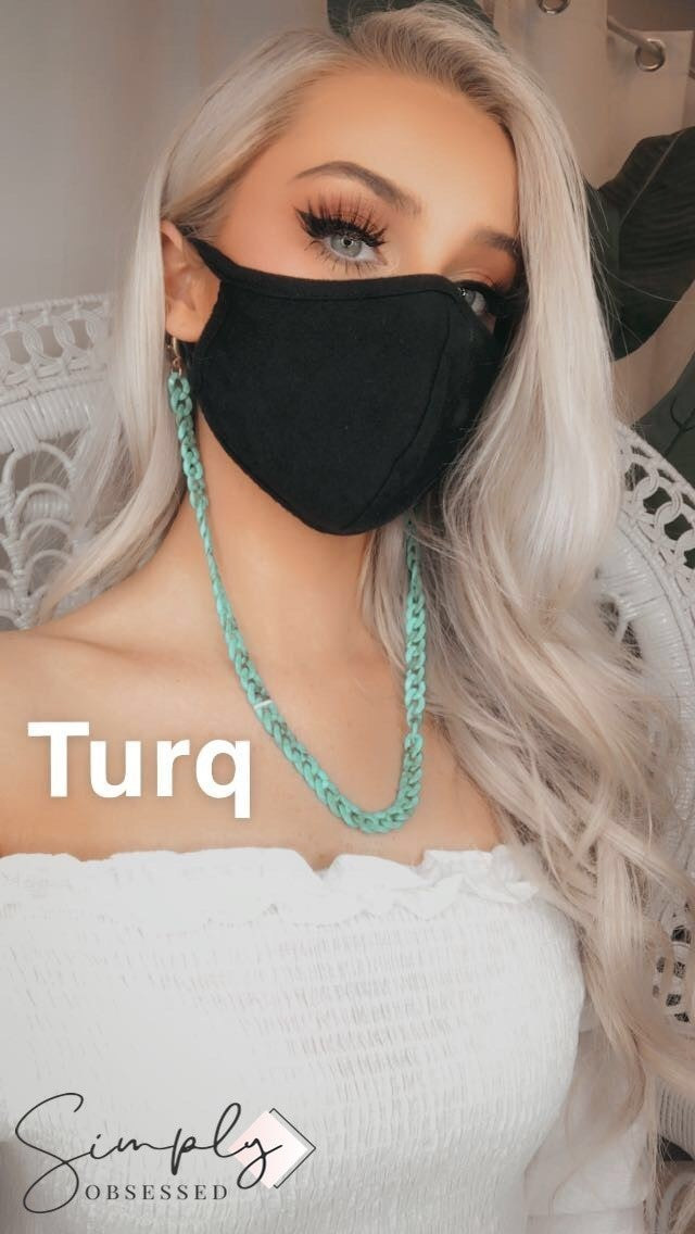 TPJ - Trendy Mask Chain