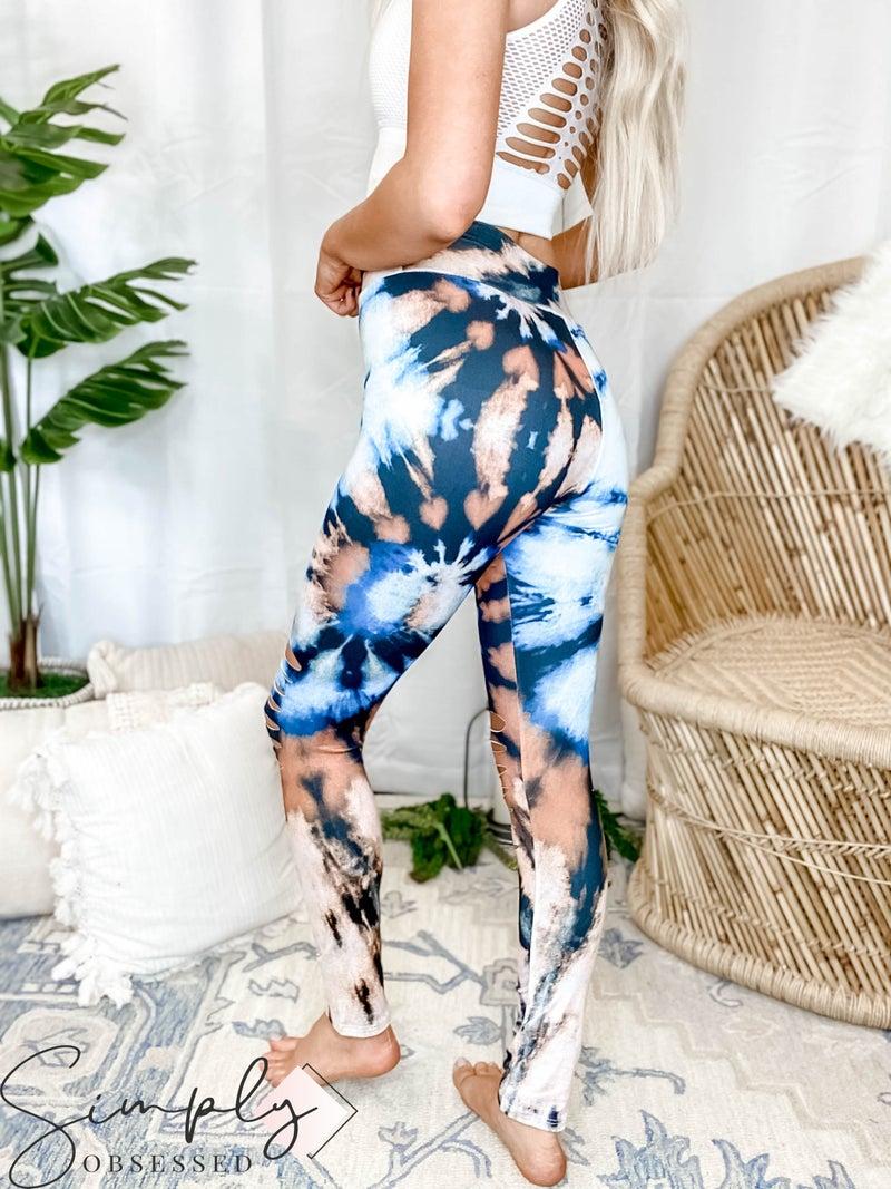 Orlando Blumin Pre-Sale - Multi Color Leggings